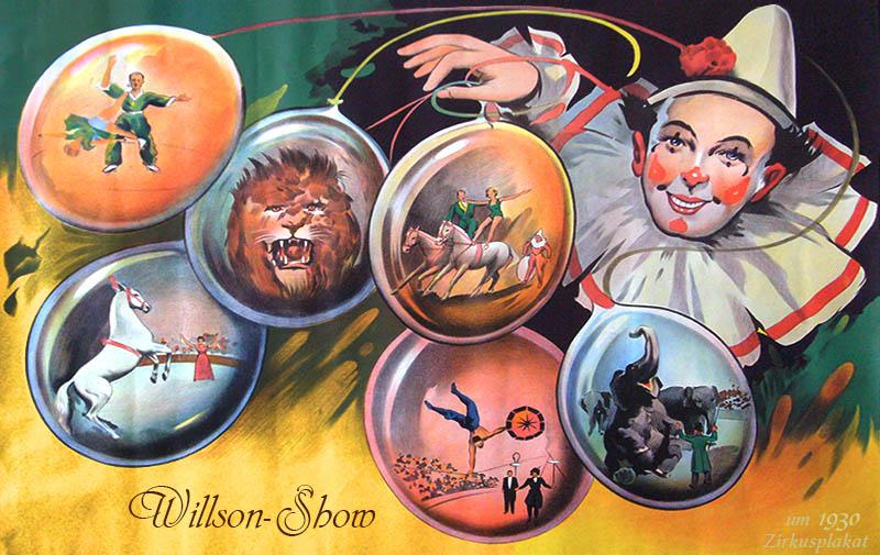 Die Zirkuskünstler