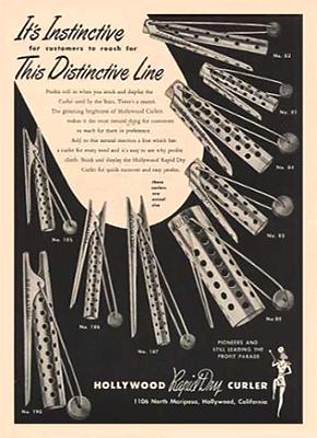 sw Reklameposter: Aluwickler in verschiedenen Größen