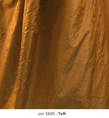 Farbfoto: Taft ~1830