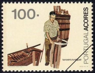 Briefmarke: Böttcher