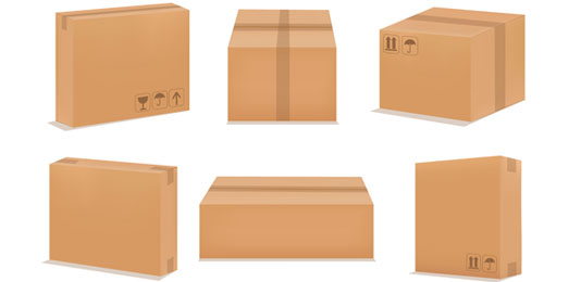 cajas para envios online