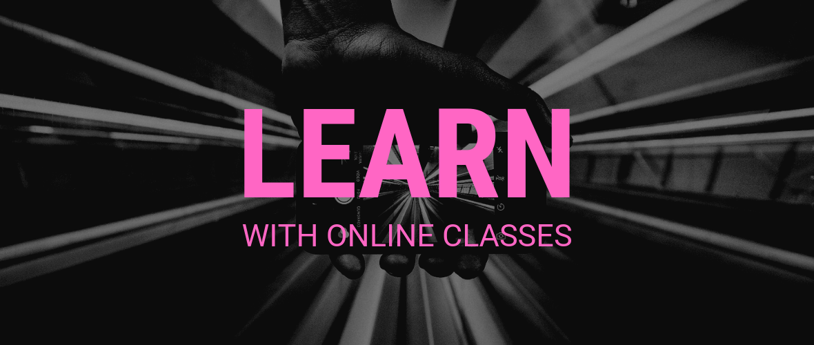 Learn with Online Classes