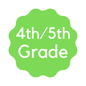 4th and 5th Grade Reading List