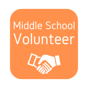 Middle School Volunteer
