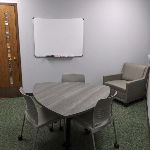Study Room in Reference