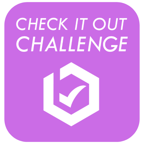 Check it Out Challenge