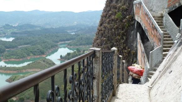 El Peñol - Embalse de Guatapé