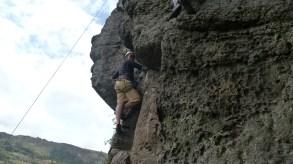 Suesca - klimmen - escalar
