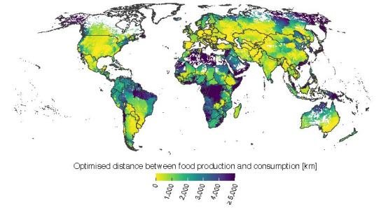 Relying on 'local food' is a distant dream for most of the world