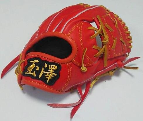 高校野球で使える赤色系のグローブをまとめてみた。