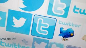 LONDON, ENGLAND - SEPTEMBER 13: In this photo illustration, logos for the microblogging site Twitter, displayed on the internet on September 13, 2013 in London, England. Twitter has announced plans to float on the stockmarket. (Photo illustration by Mary Turner/Getty Images)