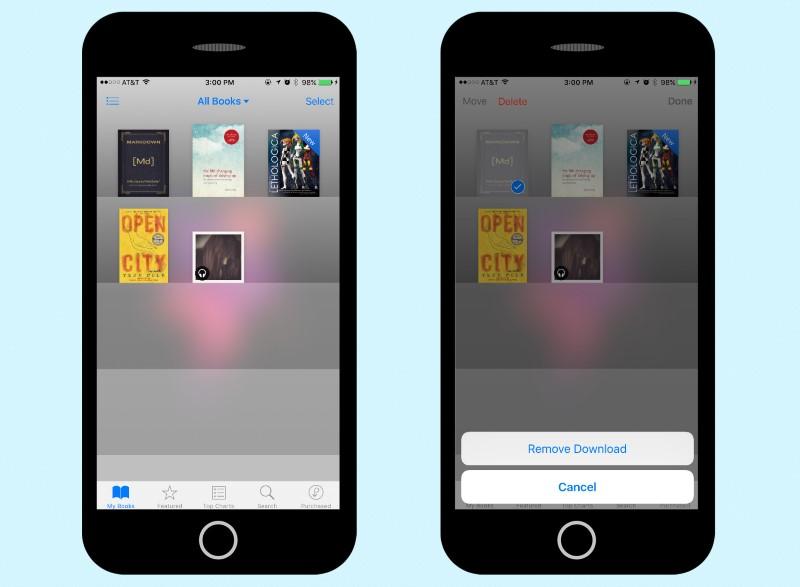 طرق سهلة لتفريغ مساحة التخزين على هاتفك الآيفون