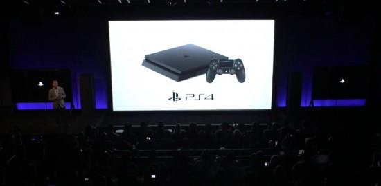 الإعلان رسميا عن الـPS4 Slim بديل النسخة العادية من الجهاز