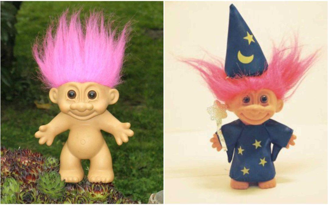 """قصة مؤثرة خلف اختراع هذه الدمية الشهيرة """"the Troll Doll"""""""