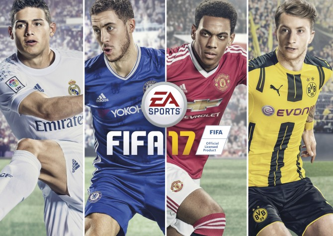 ديمو FIFA 17 يصدر غداً