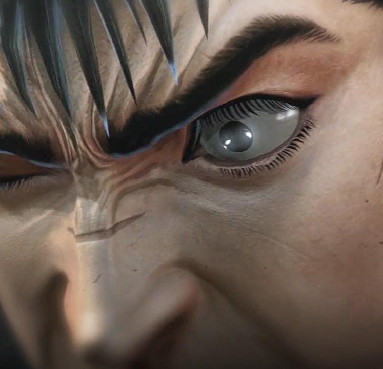 Guts يطلع العنان لدرع الـBerserker في العرض الجديد للعبة Berserk