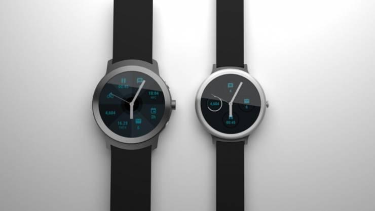 ساعة غوغل الذكية قريبًا في الأسواق