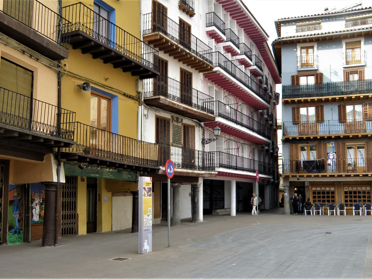 Calatayud Besides the Obvious