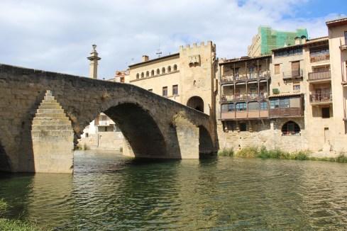 Stone Bridge, Vallderoures