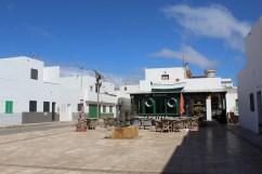 Punta Jandia village
