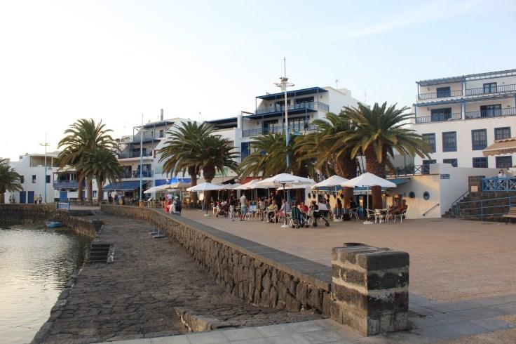 Arrecife centre