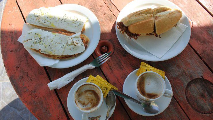 Tasting Canarian Gastronomy - Tostadas