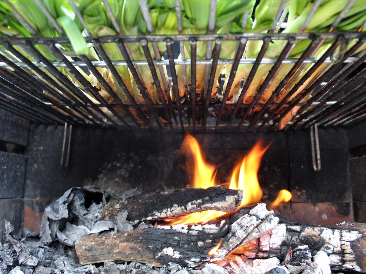 Calçots for everyone by Besides the Obvious