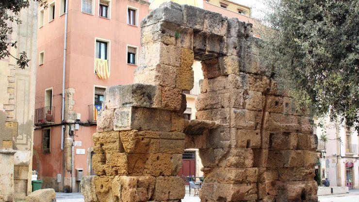 Roman itinerary Tarragona