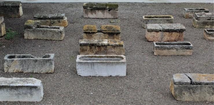 Roman Necropolis of Tarragona.