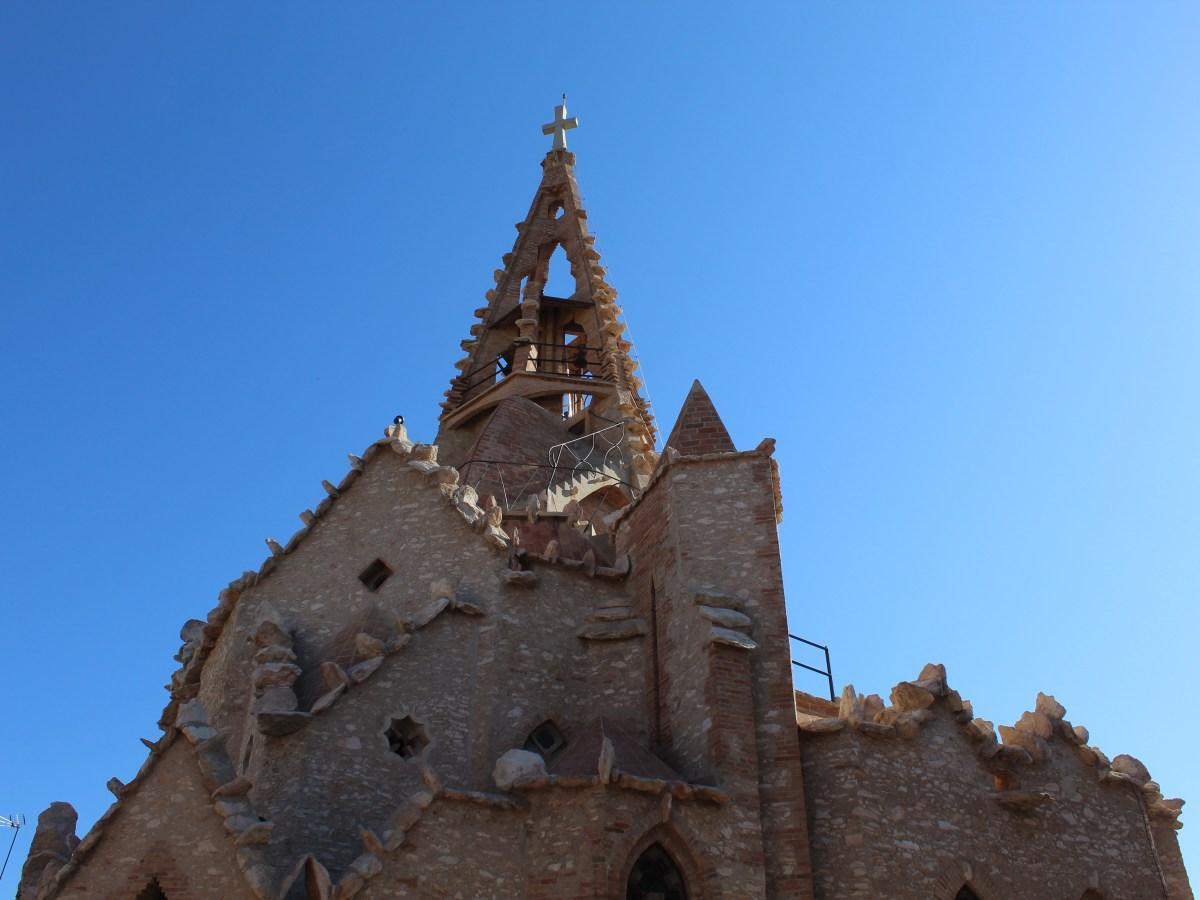 modernist church of vistabella