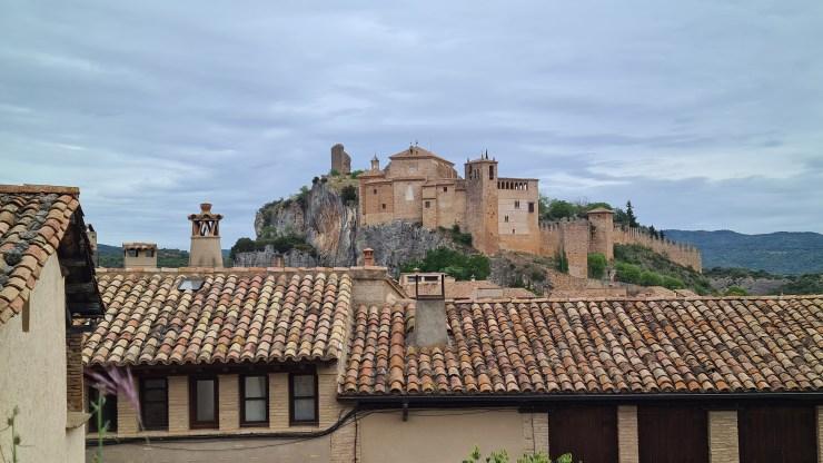 Alquézar with its breathtaking views