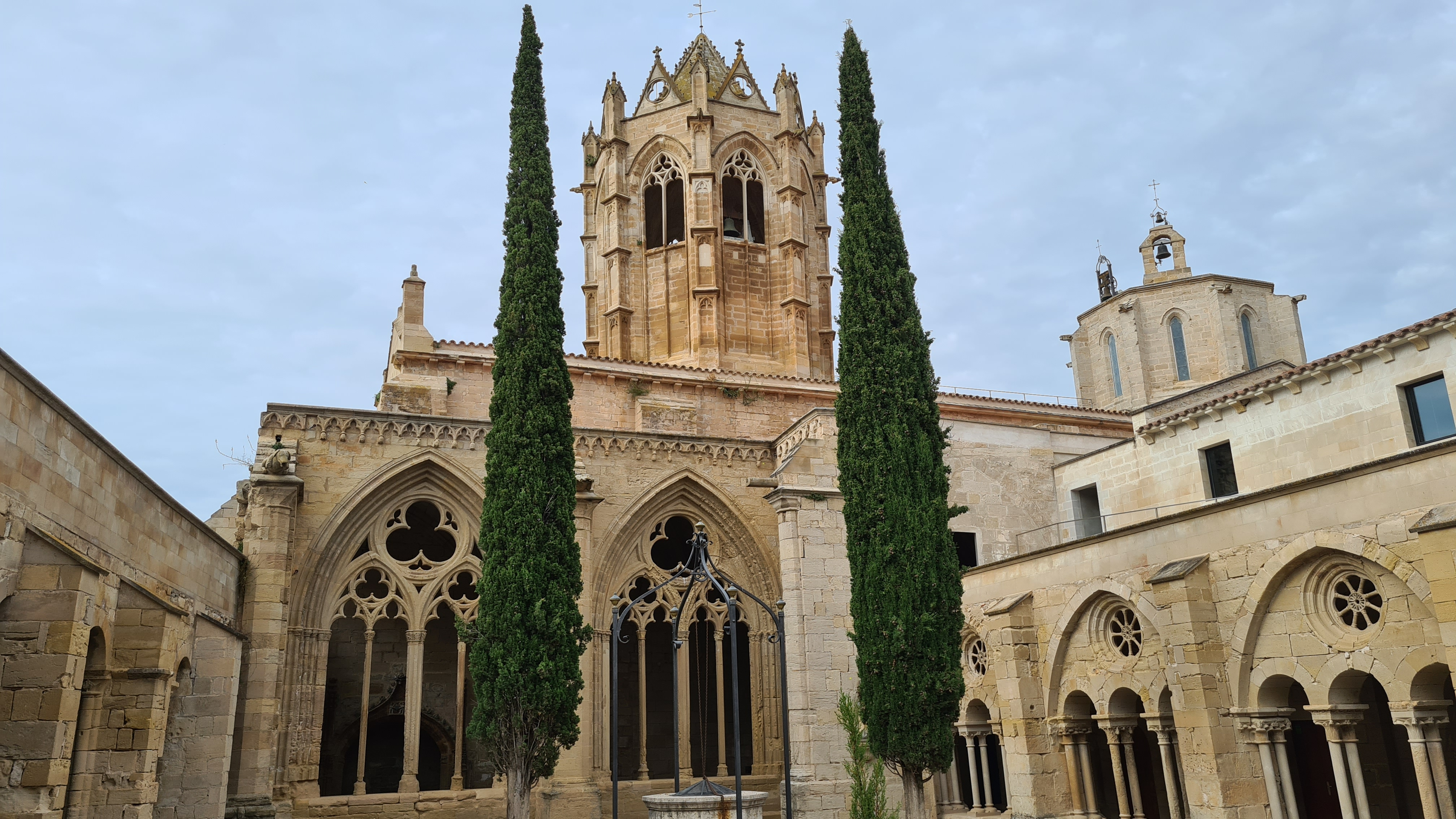 hungarian queen of the vallbona abbey