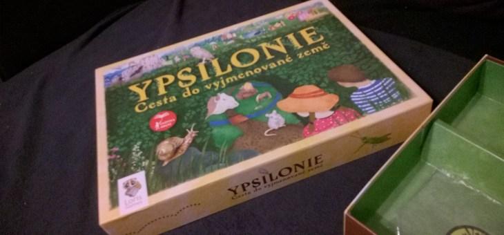 Ypsilonie