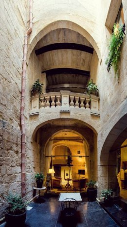Palazzo Prince d'Orange Valletta Malta Boutique Hotel Where to Sleep