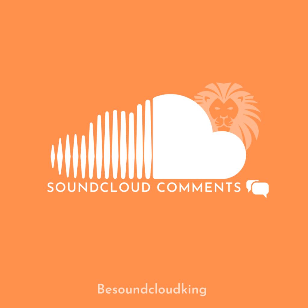 soundcloud coomments