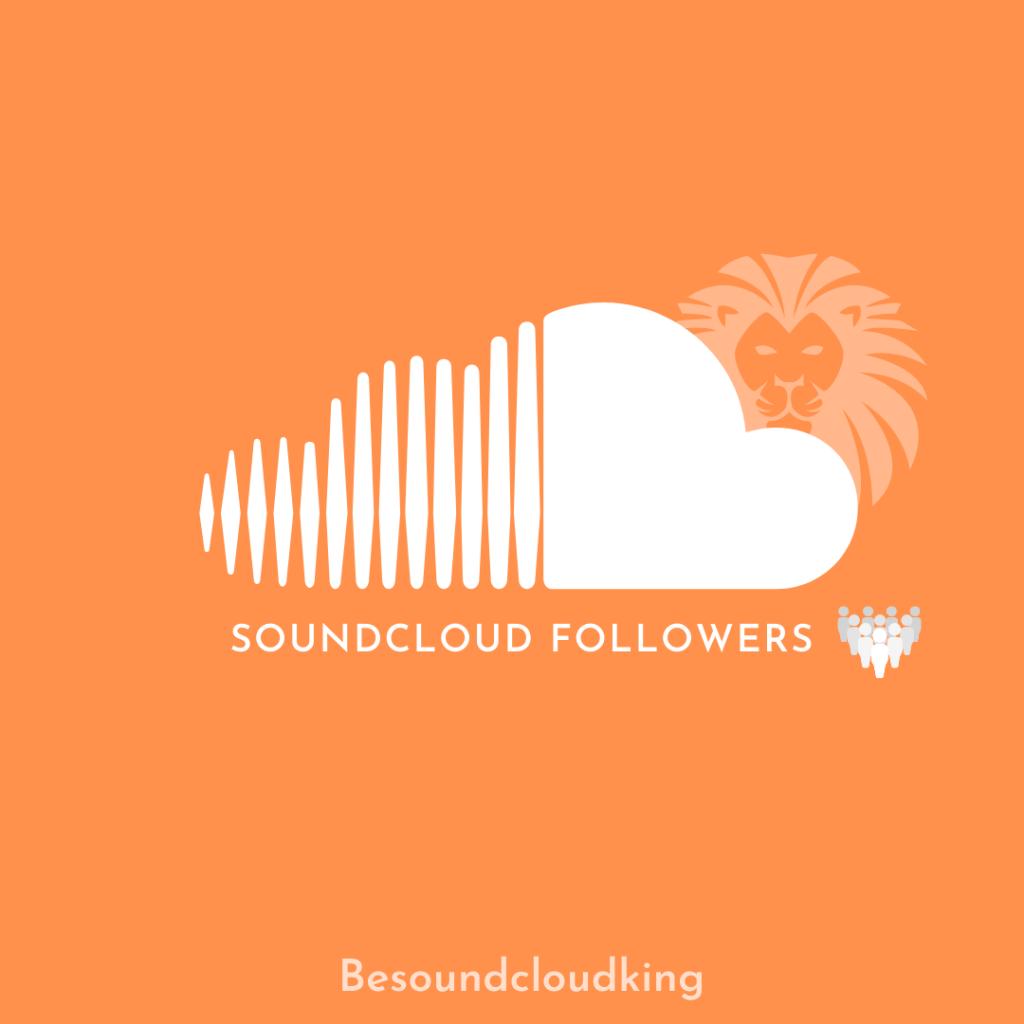 soundcloud followers