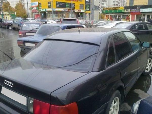 Архив Козырек заднего стекла Audi 100 A6 C4 дефлектор Ауди ...