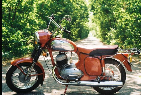 Ява капля старушка Jawa 350: 19 000 грн. - Мотоциклы ...