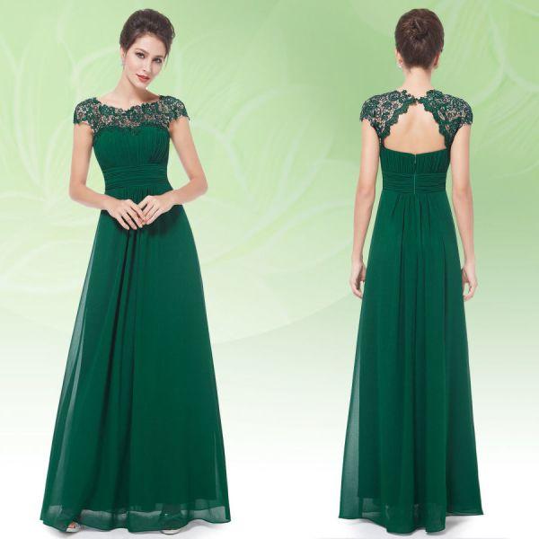 Зелёные вечерние платья, изумрудные выпускные платья ...