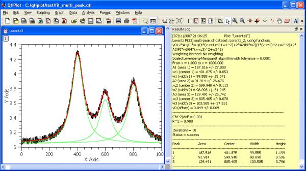 QtiPlot - Бесплатные программы для Windows – только СПО!