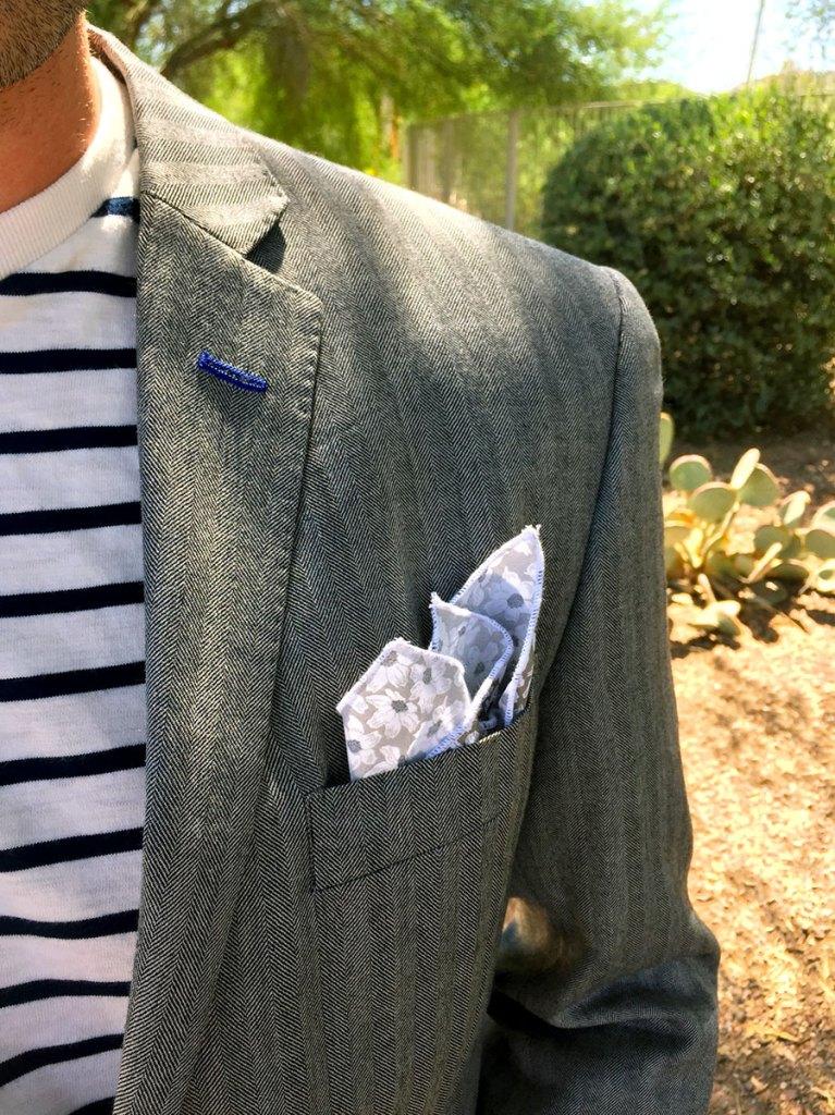 scottsdale mens clothing pocket square