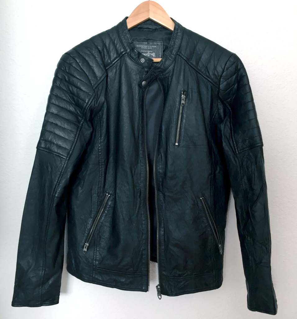 leather jacket and fall style tips