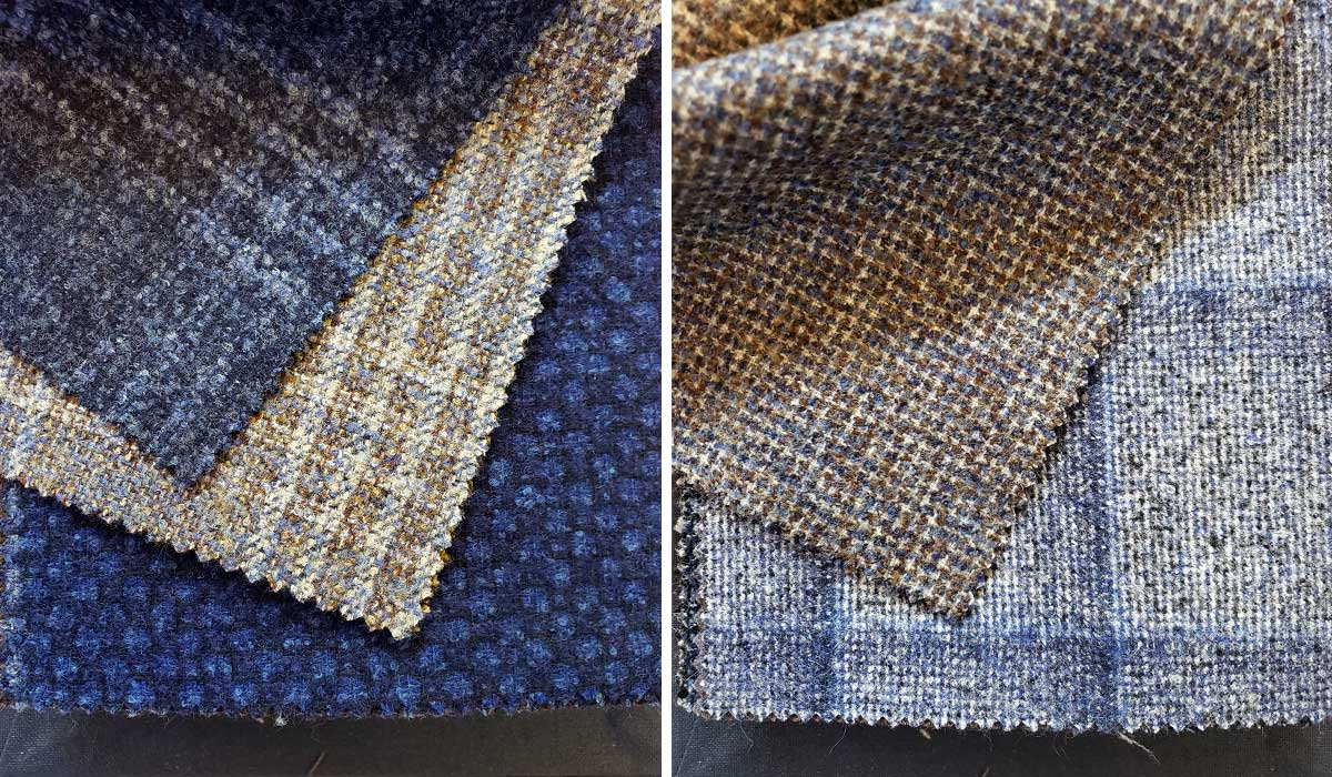 examples of casual sportcoat fabrics