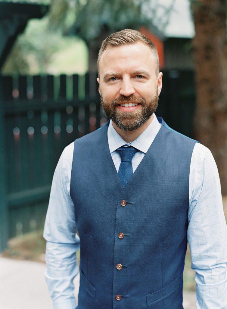 a dressy versatile vest
