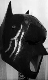 More from Battle worn Batman TDK, custom build. Copyright of Bespoke Fantasy Costumes 2016.