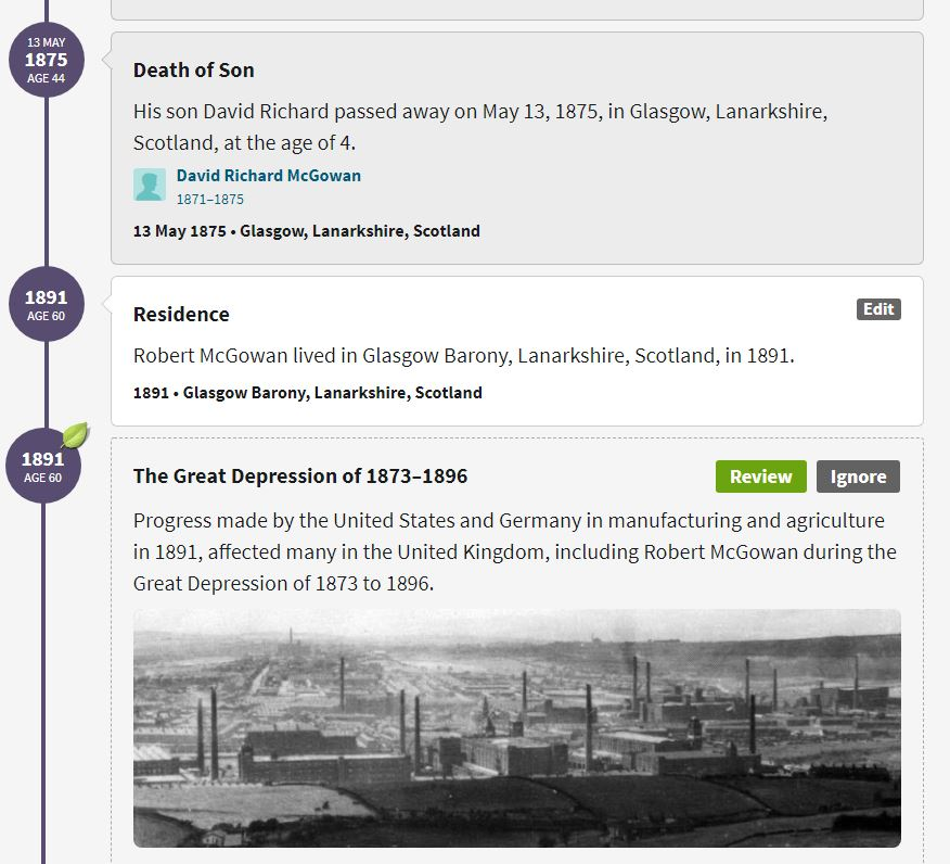 Lanark scotland genealogy
