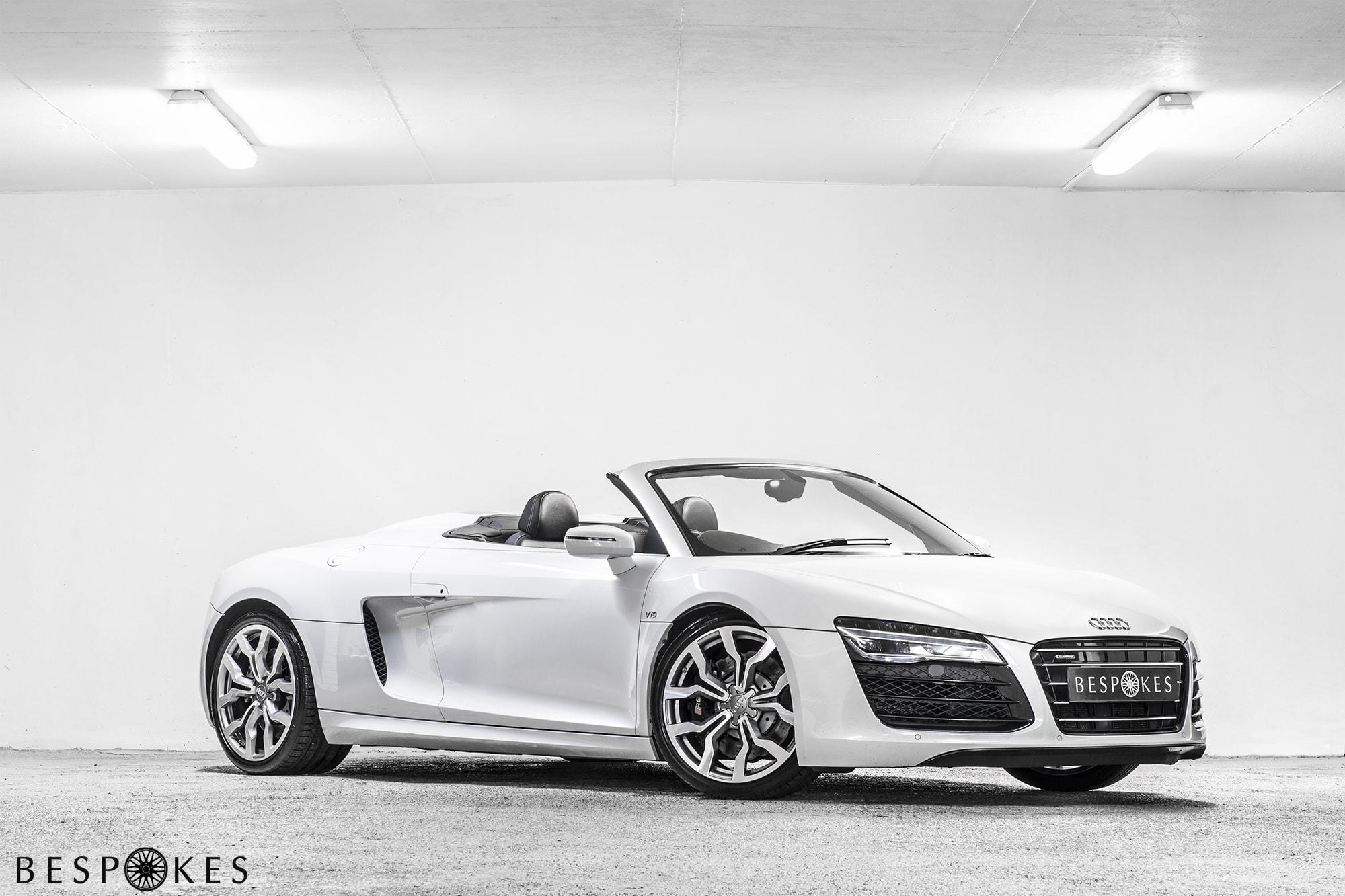 Audi R8 V10 Spyder   Bespokes