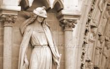 Paris' Guardian Angel