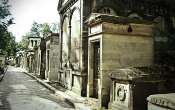Père Lachaise mausoleum