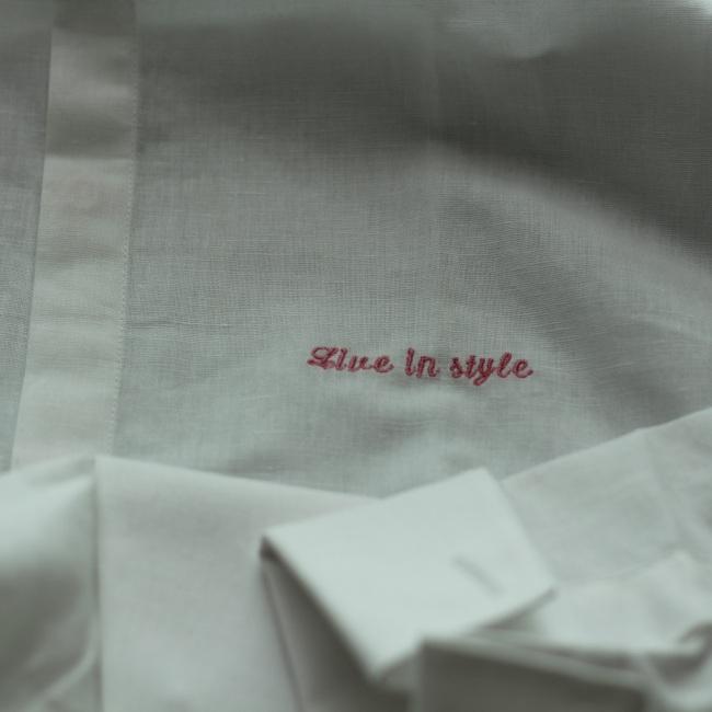 caring for custom dress shirts